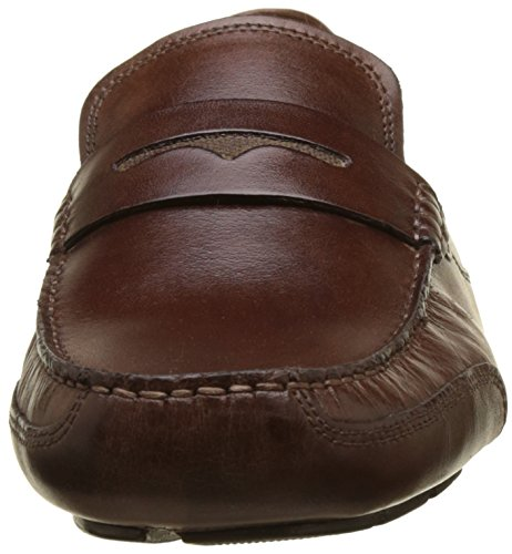 Ashmont Way Mocassini Marrone Cognac Leather Clarks Uomo dSqfSO