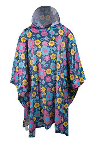 Mountain Warehouse Poncho Patterned - Patterned Raincoat