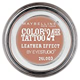 Maybelline Color Tattoo 24Hr Eyeshadow Leather Effect 98 Creamy Beige by Maybelline