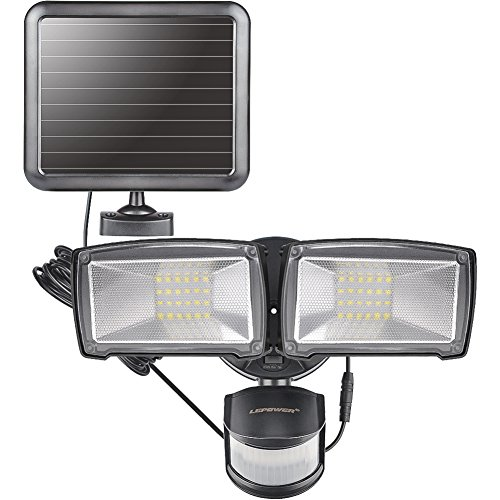 60 Led Solar Powered Motion Sensor Flood Light in Florida - 3