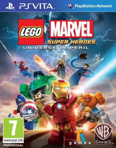 24 opinioni per Lego Marvel Superheroes