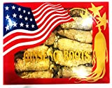 American WIS. Ginseng Root Large Size 6-8 Year 美國花旗大原尾參 (4 Oz.) (4 Boxes)
