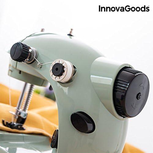 Verde Innovagoods M/áquina De Coser Mini 6 V 800 Ma Talla Unica