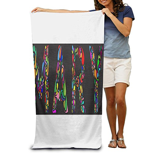 Premium Quality Art, Prayer, Faith, Spirituality Oversized Beach Towel Pool Towel,swim Towels For Bathroom,Gym,and Pool 31 In X51 In by WUTAOO