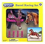 Breyer Traditional Barrel Racing Tack Accessory Toy Set