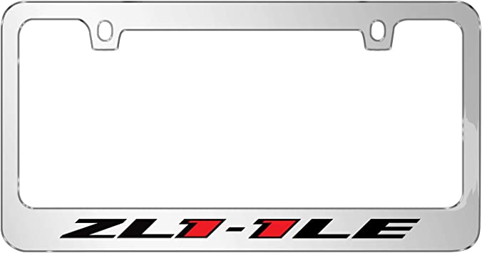 1 Piece LIC-120-Red Ferreus Industries Red Powdercoat Car Truck License Plate Frame Lady Bug Girlie Ladybug