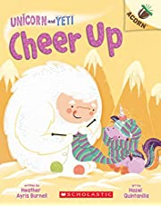 Cheer Up: An Acorn Book (Unicorn and Yeti #4) (4)