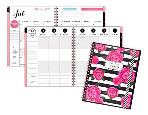 - See Jane Work Stripes in Bloom Academic Weekly/Monthly Planner, 11