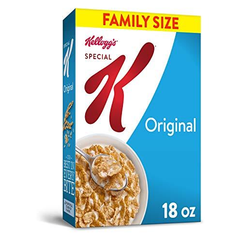 Special K Cereal, Original, 18 Ounce