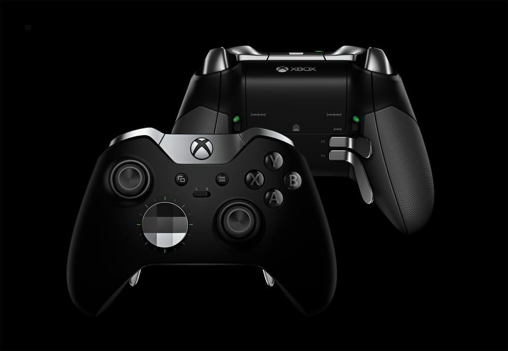 Microsoft Xbox One Elite Wireless Controller by Microsoft (Image #6)