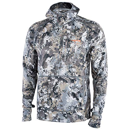 SITKA Gear New for 2019 Fanatic Hoody Optifade Elevated II X Large (Best Hunting Bibs 2019)
