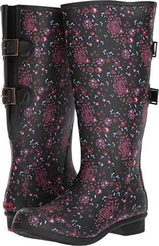 Chooka Women's Fleece Rain Boot Liner, Multicolored, 8 M ()