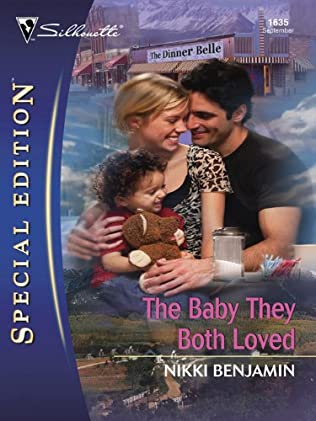 book cover of The Baby They Both Loved