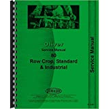 New Oliver (Hart Parr) 18-28 Tractor Service Manual (Standard)