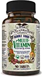 Dr. Benjamin Rush Natural Whole Food Daily Multivitamin for Men & Women All-In-One