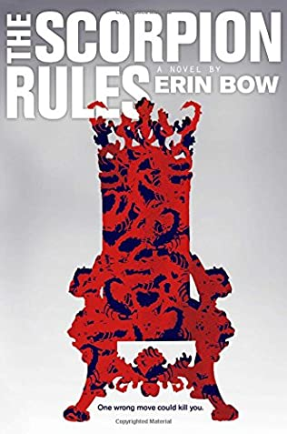 book cover of The Scorpion Rules