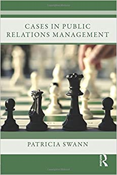 Book Cases in Public Relations Management