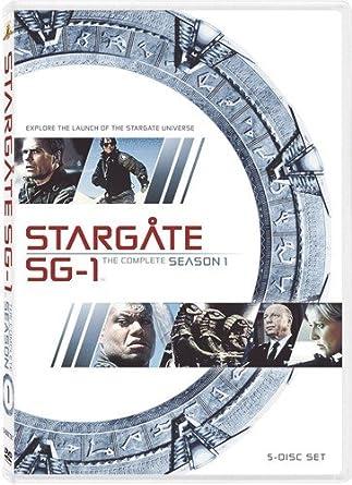 Amazoncom Stargate Sg 1 Season 1 Richard Dean Anderson