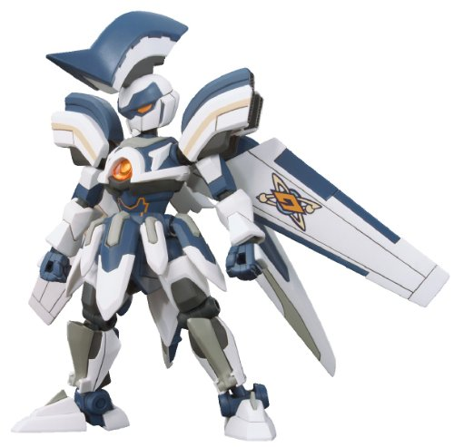1/1 Cardboard Senki LBX 055 Odin M (Miritasu) (Multi-Weapon rack equipment)