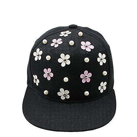 Llxln Gorras De Béisbol De Los Muchachos De Moda Hip Hop Floral Golden  Girls Cap Hat Niño Ajustable Para Niños Sombreros De Sol De Verano Regalo   Amazon.es  ... 5727ca71ac4