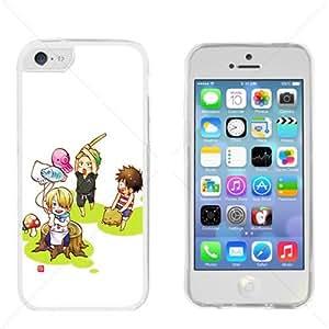 One Piece popular Anime Manga Cartoon Monkey D. Luffy Zoro Ace Chopper Apple iphone 6 4.7 Transparent Gel TPU Case Cover