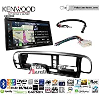 Volunteer Audio Kenwood Excelon DNX694S Double Din Radio Install Kit with GPS Navigation System Android Auto Apple CarPlay Fits 1995-1999 Suburban, 1995-1999 Tahoe