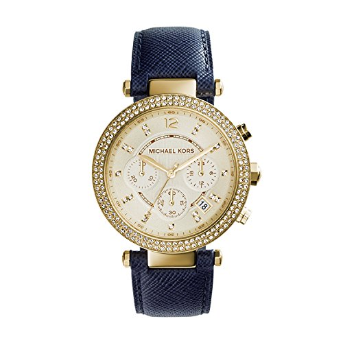 michael-kors-womens-parker-blue-watch-mk2280