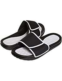 Boys Rugged Slide Sandal with Adjustable Closure (See More Colors and Sizes)