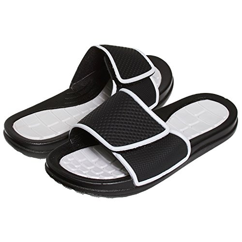 1b15929c5 Skysole Boys Rugged Slide Sandal with Adjustable Closure (See More Colors  and Sizes)