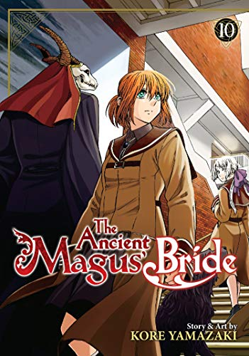 Pdf Teen The Ancient Magus' Bride Vol. 10