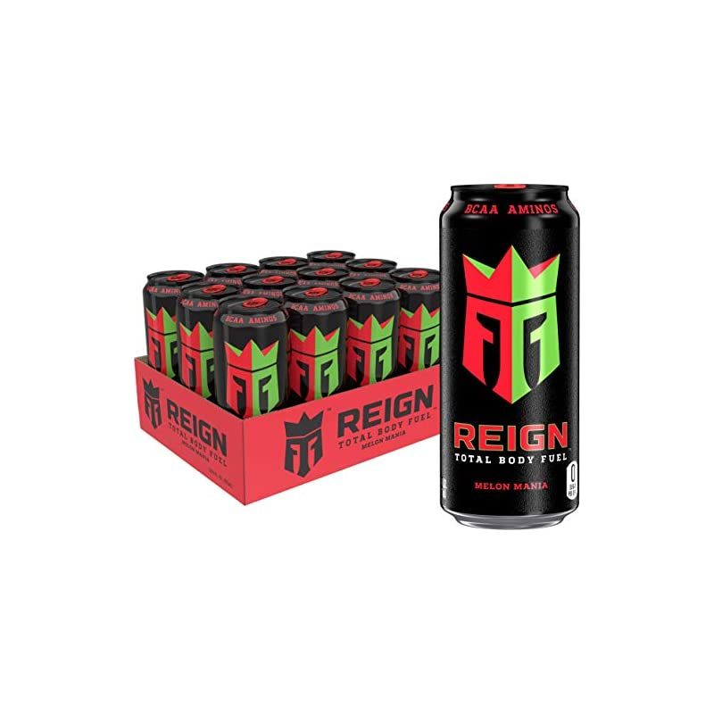 Reign Total Body Fuel, Melon Mania, Fitn