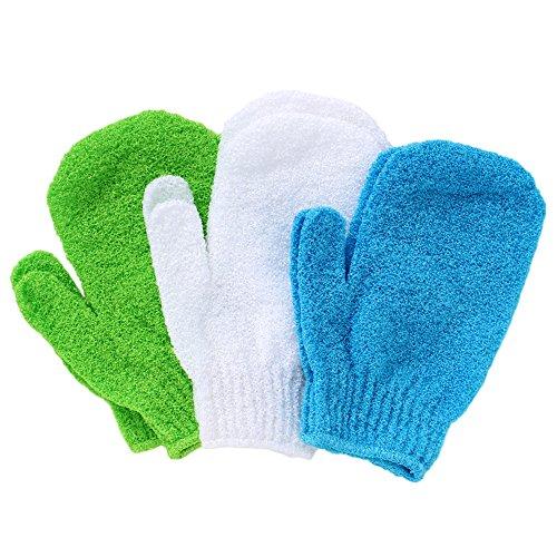 Buddha Bath Scrub Gloves exfoliating product image