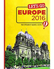 Let's Go Europe 2016: The Student Travel Guide