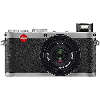 Amazon.com : Leica X1 12.2MP APS-C CMOS Digital Camera ...