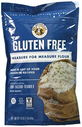 King Arthur Flour GlutenFree Measure for Measure Flour 1 Pound