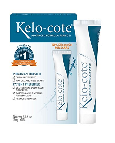 Kelo-cote Gel, 60 gram tube by Kelo-cote Gel