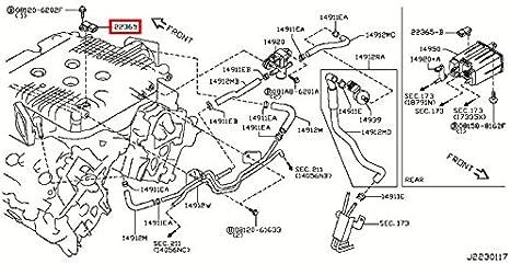 Amazon.com: Infiniti 22365-EY00B, Fuel Tank Pressure Sensor: AutomotiveAmazon.com