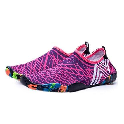 Amazon.com: Hy Barefoot Zapatos de Agua de Playa 2019 ...