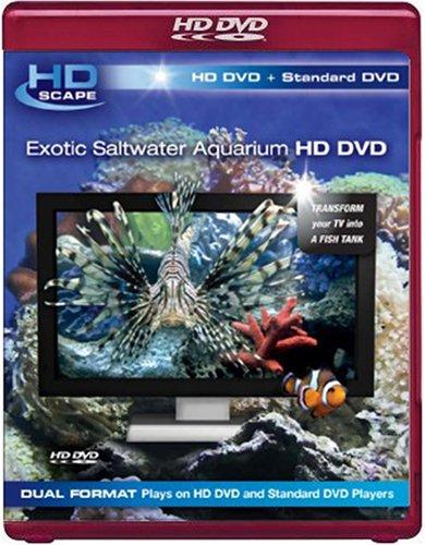 HDScape Exotic Saltwater Aquarium (HD DVD & DVD Combo)