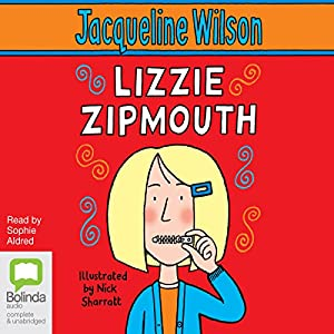 Lizzie Zipmouth Audiobook