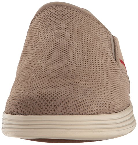 Dunham Mens Baskets Mode Colchester De Couleur Taupe
