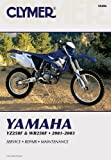 Yamaha YZ/WR250F 2001-2003 by Penton Staff (2000-05-24)