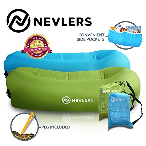 Nevlers Inflatable Lounger with