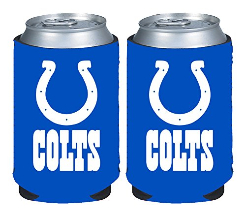 NFL Indianapolis Colts Magnetic Kolder Kaddy, 2-Pack, Light Blue