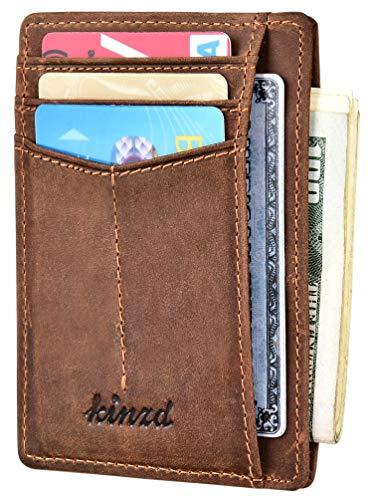 Kinzd Slim Minimalist Wallet