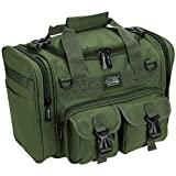 15″ 1200cu.in. NexPak Tactical Duffel Range Bag TF115 OD Green Review