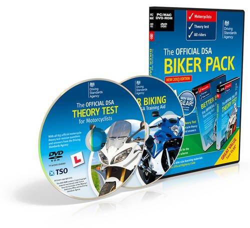 The official DSA biker pack [DVD]