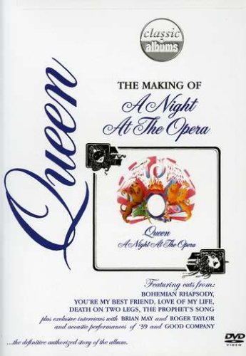 Queen: The Making of A Night at the Opera (Classic Albums) ()