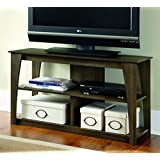 """Signature Design by Ashley W129-10 Frantin Collection TV Stand, 42"""", Brown"""
