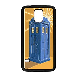 Police box Police call box phone Case Cover for Samsung Galaxy S5 I9600 RCX041966